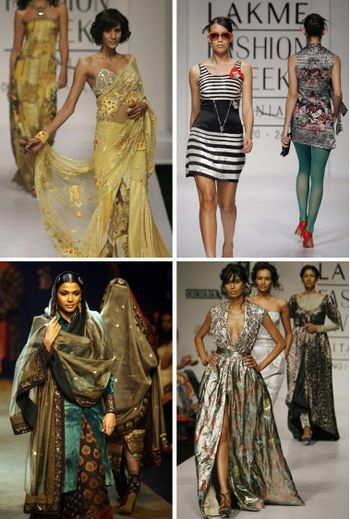 India fashion week1