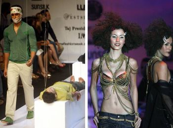 India fashion week2