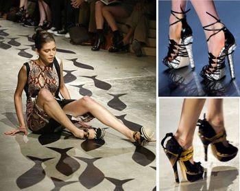 Show heels