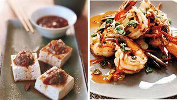 Tofu shrimp