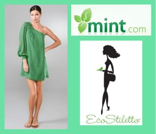 Dress mint eco