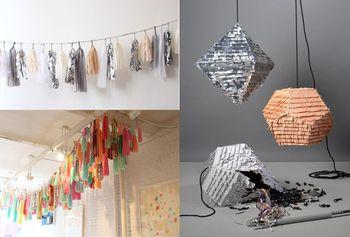 Confetti systems