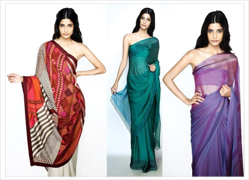 Hermes sari