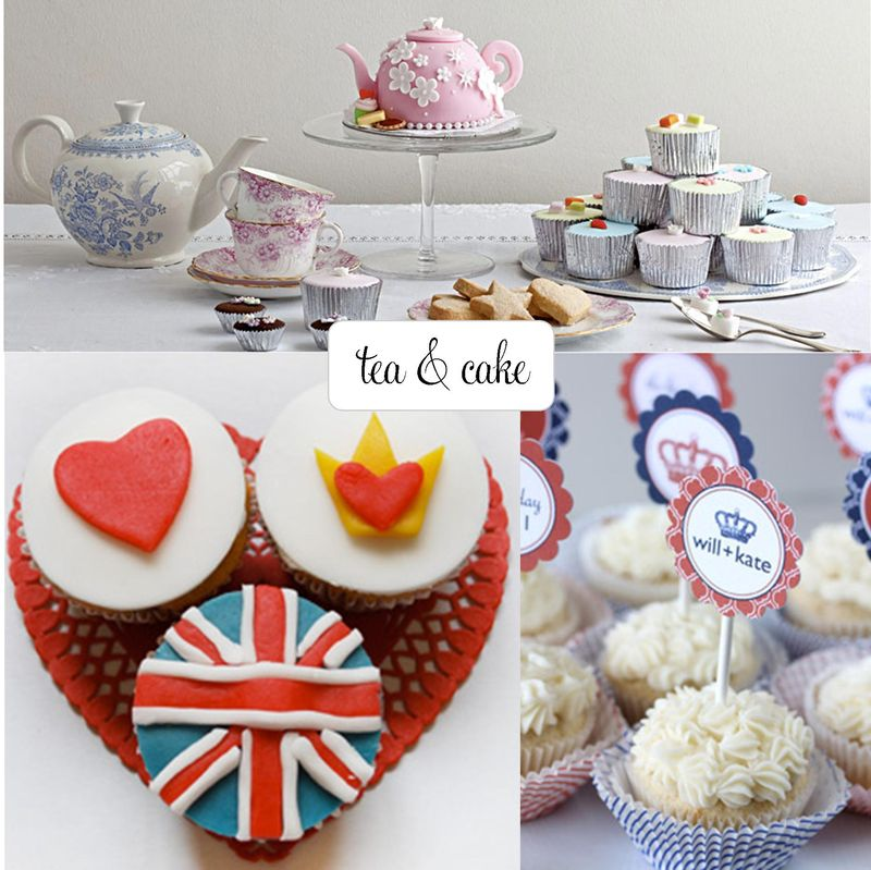Tea and cake