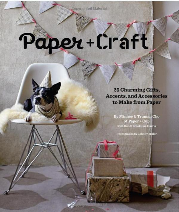 Paper and craft book