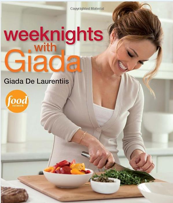 Weeknights With Giada book