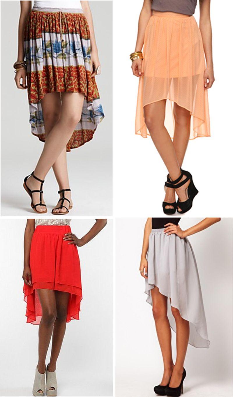 Budget skirts