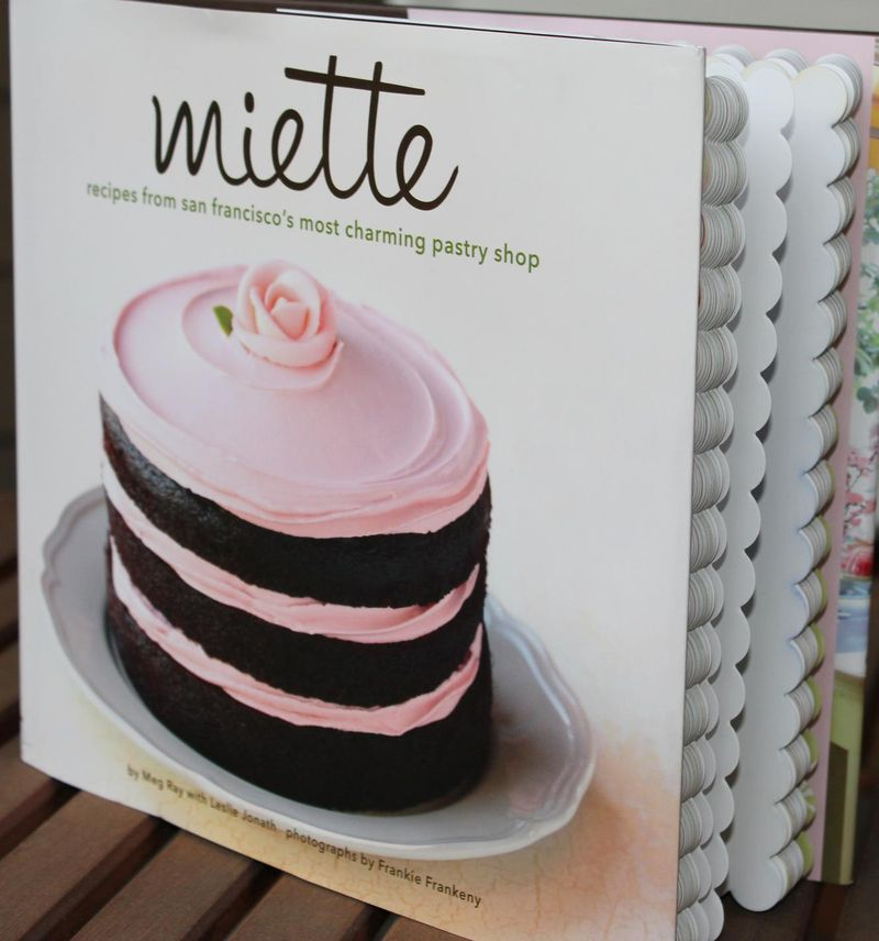 Miette book