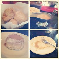Beignets at Toulouse