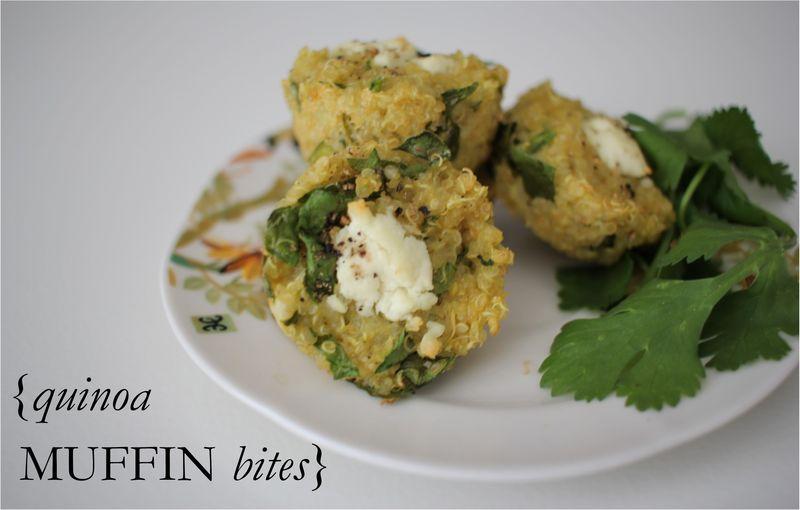 Quinoa muffins main