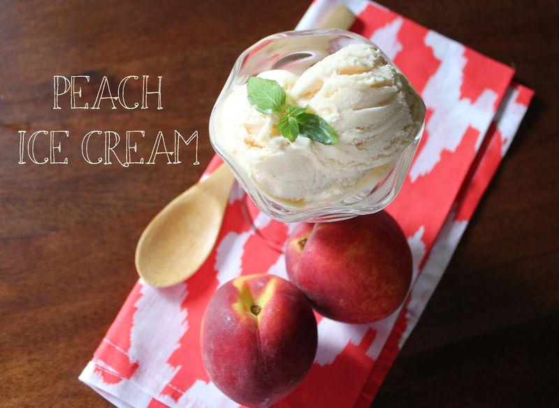 Peach ice cream_main