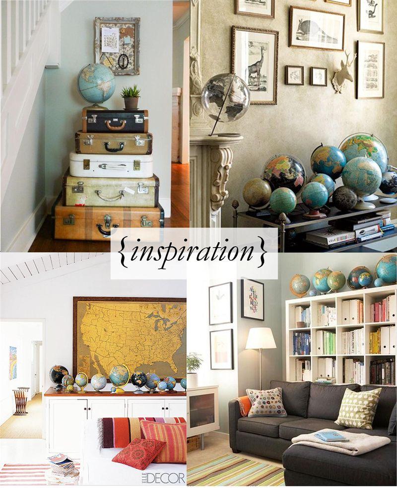 Globes inspiration